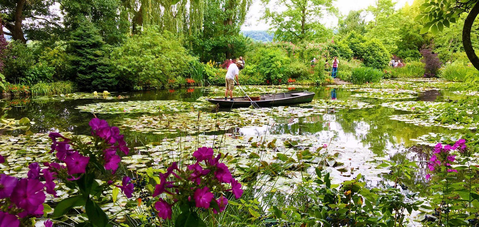 Maison et jardins de Claude Monet, Giverny - Nouvelle Normandie © G.BOUGET