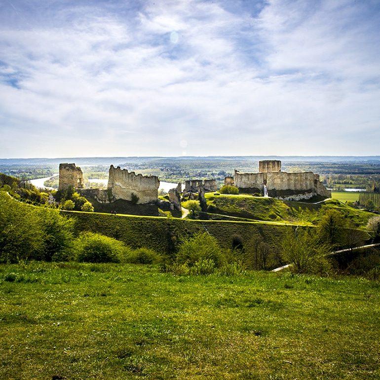 Château-Gaillard & le médiéval