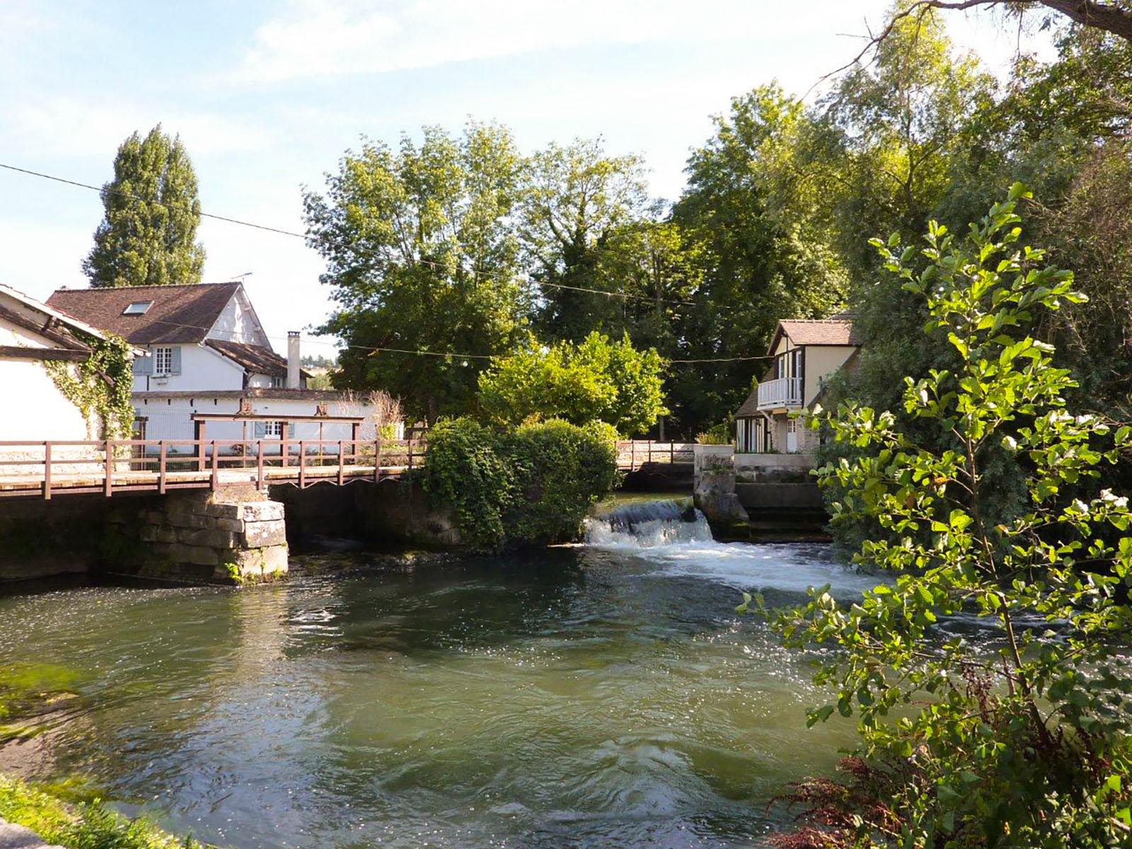 Barrage de Gasny. Epte©Office de Tourisme Nouvelle Normandie