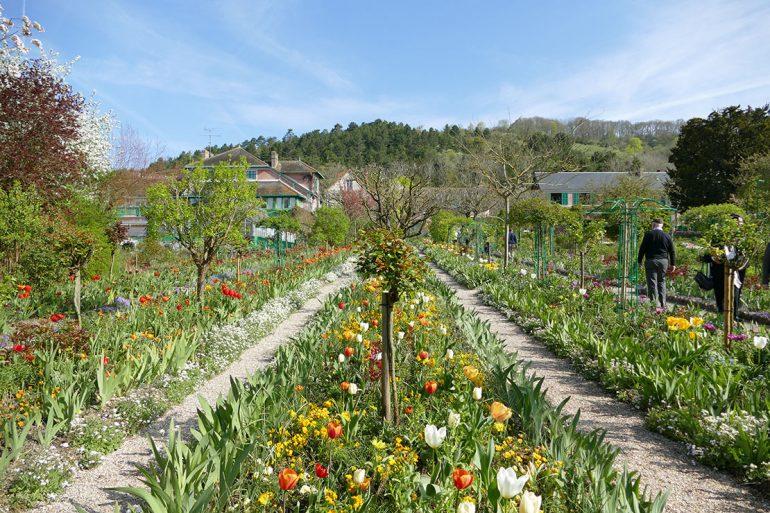 Maison et jardins de Claude Monet. à Giverny © Office de Tourisme Nouvelle Normandie