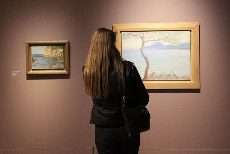 Visite exposition Musée des Impressionnismes Giverny. Nouvelle Normandie ©MDIG 2019