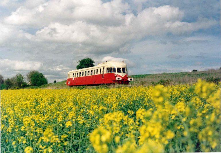 Train rétro Pacy-sur-Eure © CFVE