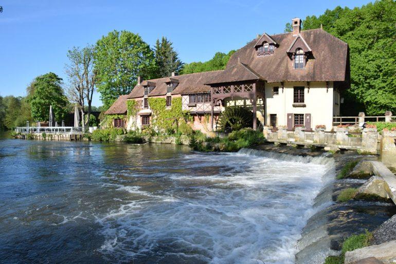 Moulin de Fourges à Vexin-sur-Epte ©Office de Tourisme Nouvelle Normandie