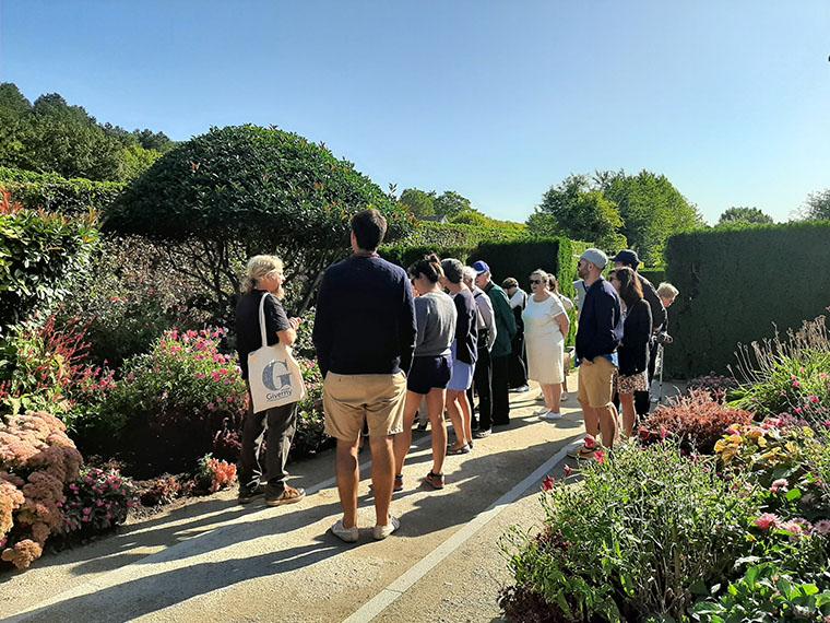 Prefooter-Visite jardin (JEP) (c) MDIG