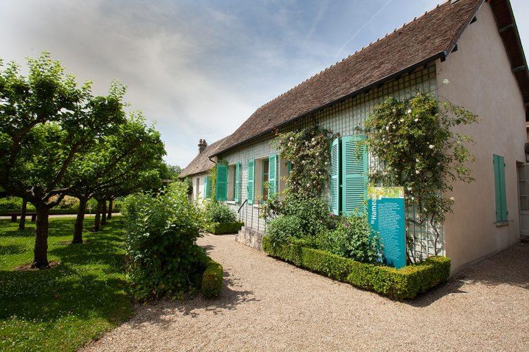 """Salle de réunion """"Le hameau"""" au Musée des impressionnismes Giverny © JC. Louiset"""