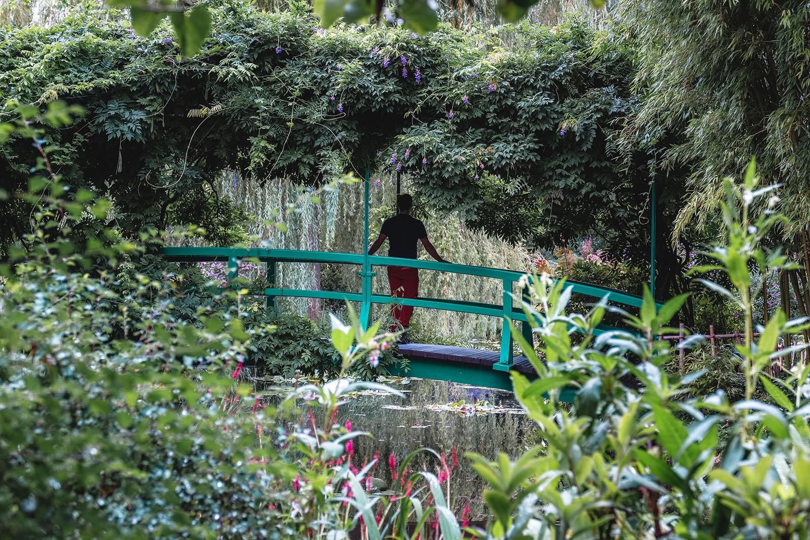 Pont japonais. Giverny. Nouvelle Normandie ©Teddybear-EureTourisme
