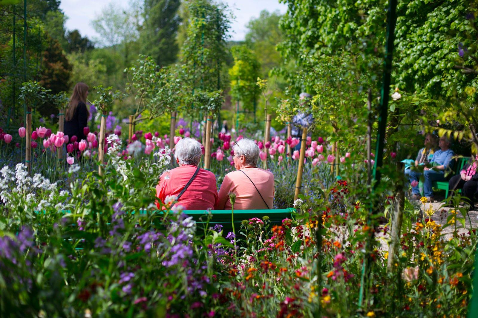 Visite Maison et Jardins de Claude Monet à Giverny. Nouvelle Normandie ©Flick-R-CD27-Sylvain Bachelot