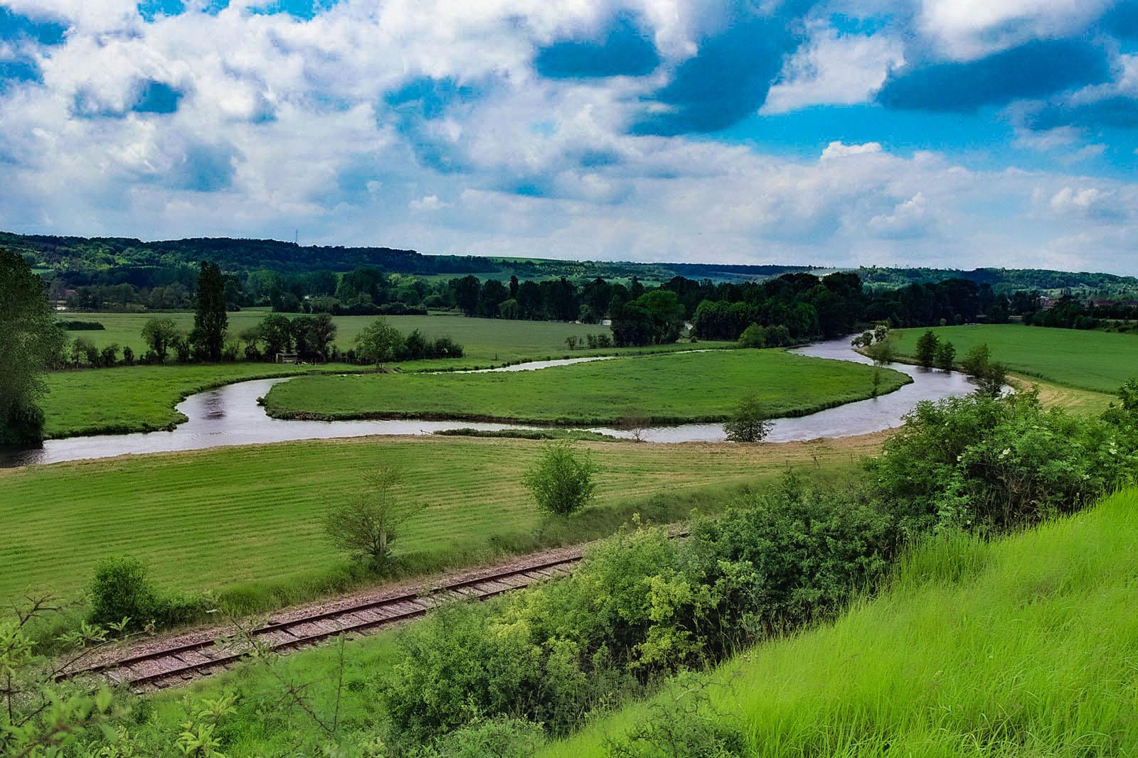 Vallée de l'Eure - ©-Office de Tourisme Nouvelle Normandie