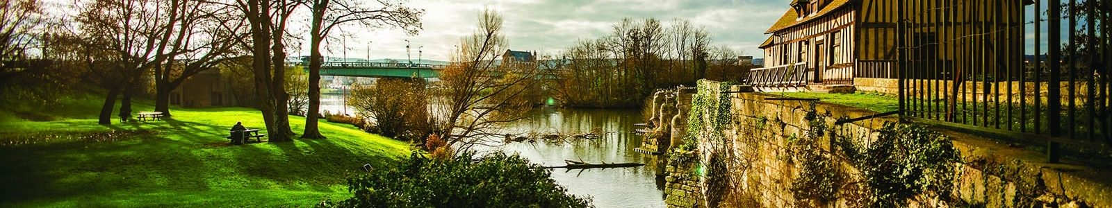 Vieux Moulin de Vernon © Sylvain Bachelot
