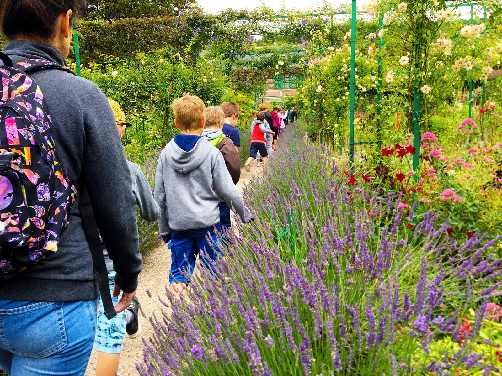 Visite Maison et Jardins de Claude Monet à Giverny. Nouvelle Normandie © G.BOUGET