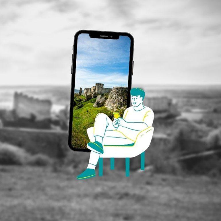 Balades & visites virtuelles